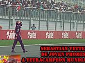 Sebastian vettel joven promesa leyenda