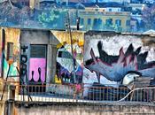 Graffittis Atenas: color creatividad tiempos difíciles