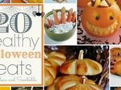 Recetas sanas Halloween para hacer niños