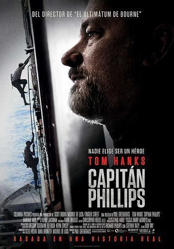 Capitán Phillips: sigue buscando