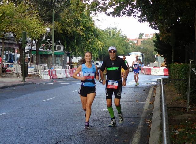 100km pedestres villa de madrid: