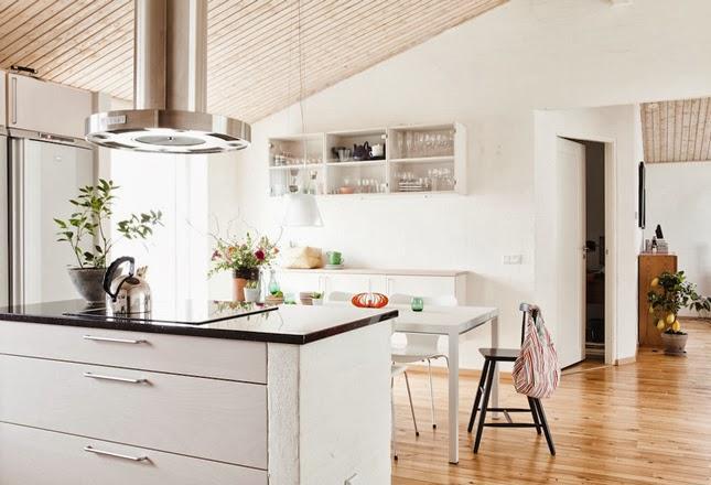 Una casa n rdica con mucho estilo paperblog for Decoracion casa nordica
