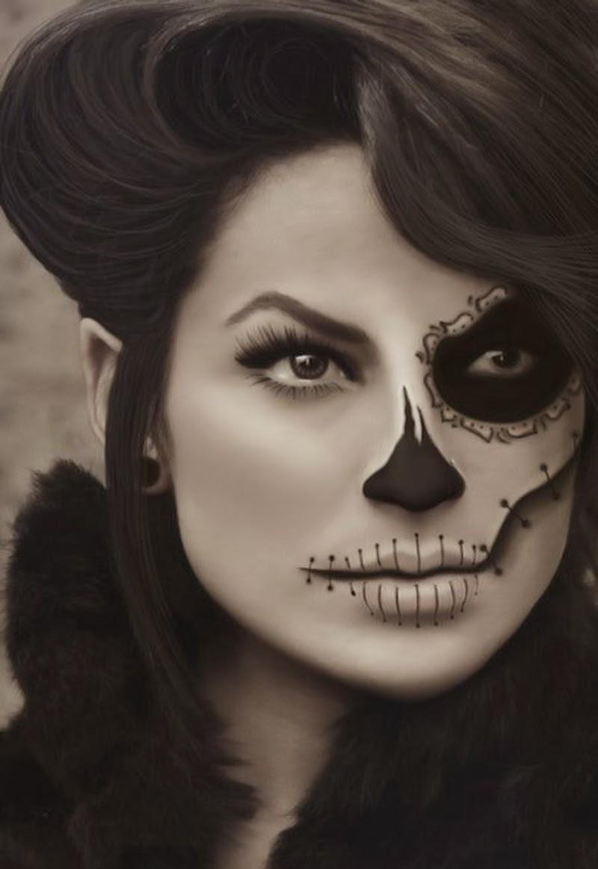 Best 25 Cat halloween makeup ideas on Pinterest