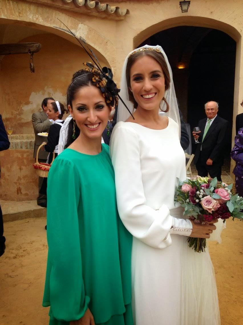 Vestidos de boda de dia sevilla