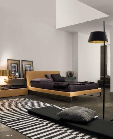 Dormitorios para solteros paperblog - Decoracion de dormitorios juveniles hombres ...