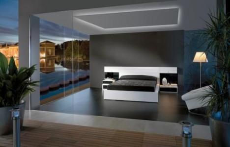 Dormitorios para solteros paperblog for Departamentos decorados para hombres
