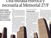 mirada estética necesaria memorial 27/F