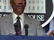 Morgan Freeman fuera Presidente