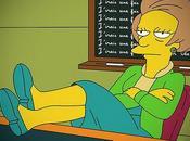 'Los Simpsons' retiran personaje Edna Krabappel