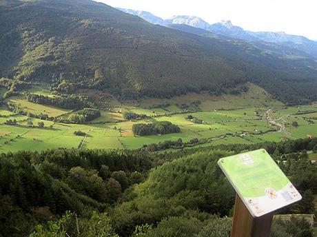La belleza del otoño a través de la Ruta de los Paisajes de Navarra