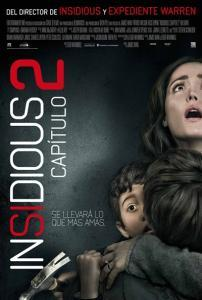 Póster: Insidious: Capítulo 2 (2013)