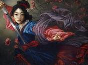 Algunas princesas Disney...en pinturas óleo!