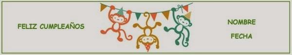 Ideas para una fiesta de cumple en la selva