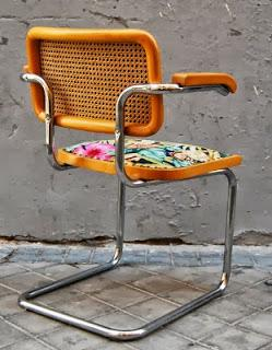 Octubre silla cesca de marcel breuer paperblog - Silla marcel breuer ...