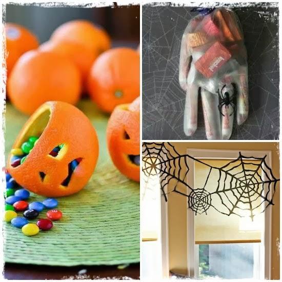 Decoraci n y comida para halloween ideas para este for Decoracion de comida