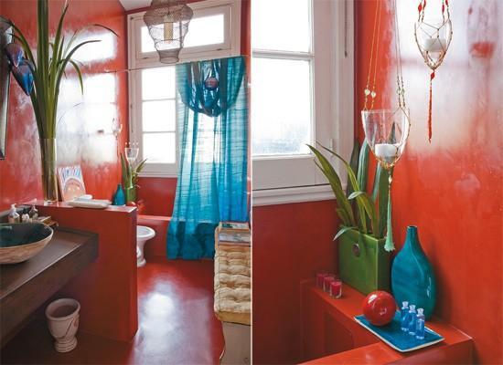 Baños Decorados Estilo Mexicano:Decoración de baños estilo mexicano – Paperblog