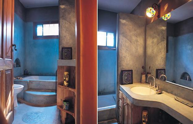 Baño Estilo Mexicano:Decoración de baños estilo mexicano – Paperblog