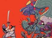 """Samurai Jack"" vuelve… forma tebeo"