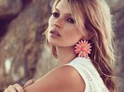 Kate Moss será editora Moda revista Vogue
