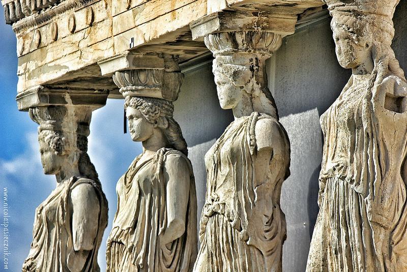 Acrópolis: cerca de los dioses y lejos de los hombres