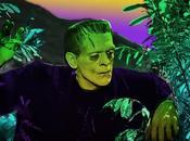 Uñas decoradas Frankenstein #ManisdeHalloween