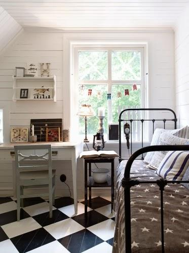 Dormitorio juvenil vintage paperblog - Dormitorios juveniles vintage ...