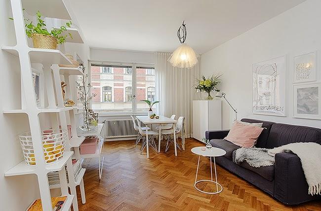 Como decorar un piso de soltera trucos y consejos paperblog - Decorar un piso ...