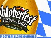 Oktoberfest 2013: Fiesta cerveza