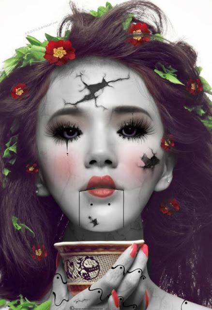 Truco o trato: ideas de maquillaje para halloween - Paperblog
