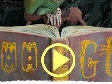 Doodle Google Halloween incluye varias animaciones poción mágica
