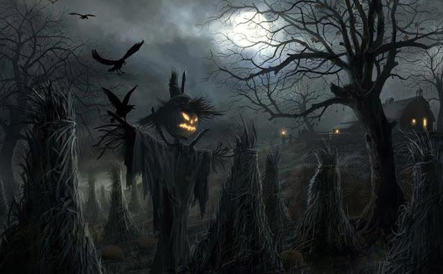 Series Para Ver En Halloween Paperblog - Imagenes-terrorificas-de-halloween