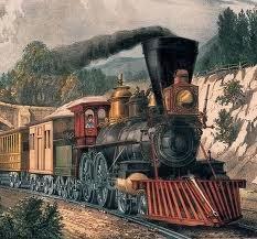 Imágenes de trenes antiguos - Paperblog