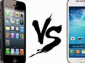 Samsung amplia liderazgo frente Apple mercado teléfonos inteligentes