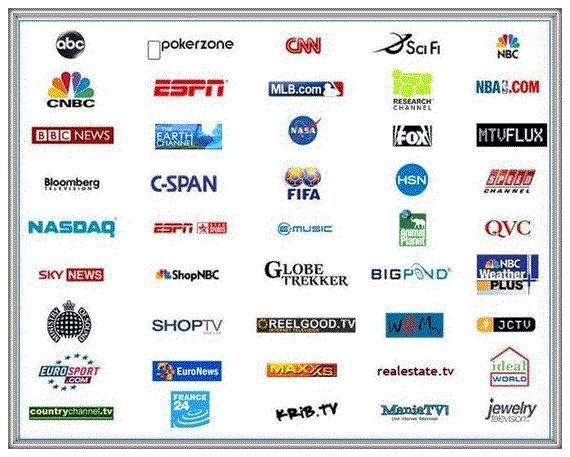 ver canales de television de todo el mundo gratis: