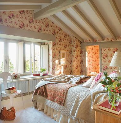 Casa rustica en un inmenso jardin paperblog for Jardin casa rustica