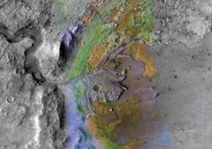 Rocas marcianas podrían demostrar la existencia de vida en el planeta hace 4000 millones de años