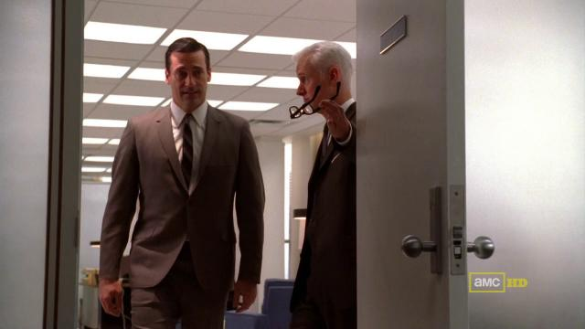 Seguimiento de la 4º temporada de Mad Men