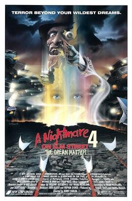 Pesadilla 4: El Amo de los Sueños (A Nightmare on Elm Street 4: The Dream Master)