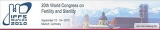 20th World Congress on Fertility and Sterilty in Munich