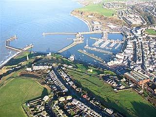 Whitehaven Central Harbour Site Competition. RIBA