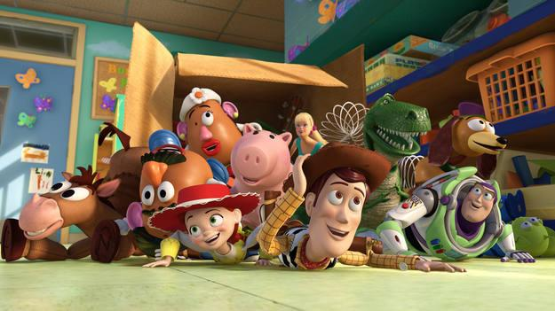 Toy Story 3  - Thanks, guys!!