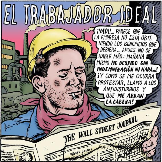 PSOE, tonto útil de los neoliberales