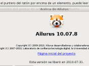 Ailurus 10.07.8 disponible
