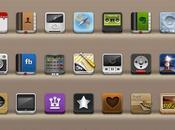Descarga iconos para iPhone iPod touch