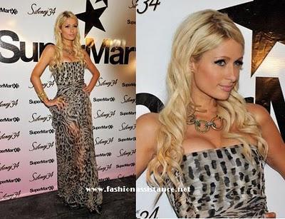 Paris Hilton, en Ibiza. Analizamos su look