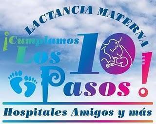 Semana Mundial de la Lactancia Materna 2010