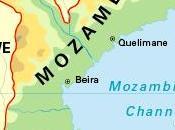 Mozambique, comienzo