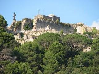 Capri: los vicios de Tiberio