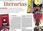 Imágenes Literarias. novela gráfica apuntes Diana Gonzales
