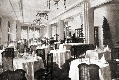 Arquitecturas perdidas IX: Hotel Florida (1924-64)